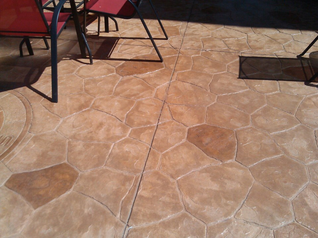 Stamped Concrete In Charlotte, NC